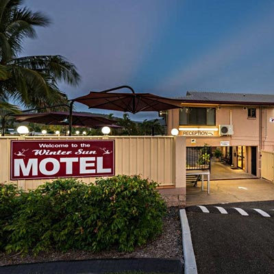 Comprar motel