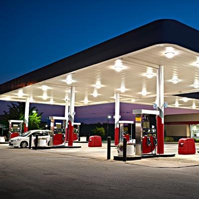 Comprar posto de gasolina