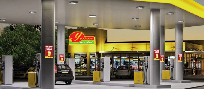 Comprar Postos de Gasolina
